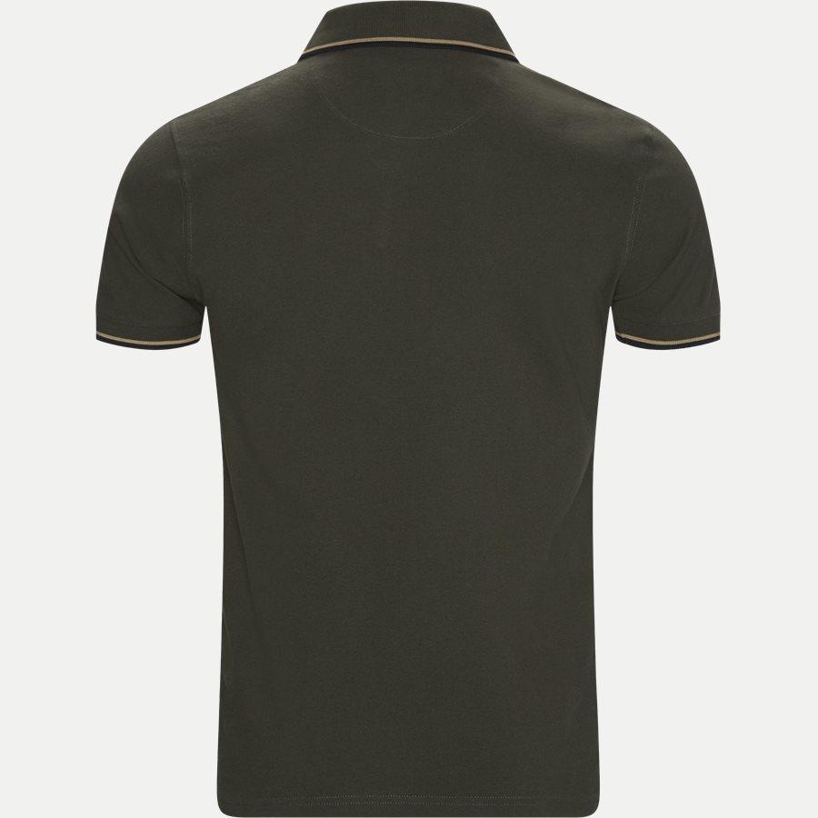 BAHAMAS - Bahamas Polo T-shirt - T-shirts - Regular - ARMY MEL - 2